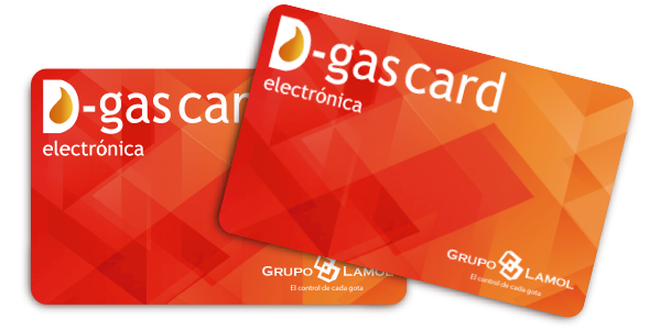 Grupo Lamol Mérida Gas Card